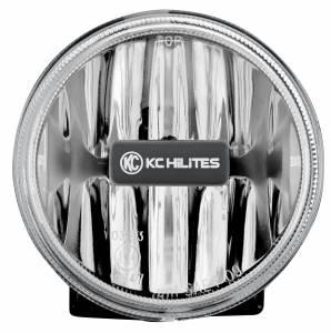 KC HiLiTES - KC HiLiTES Gravity LED G4 Fog Light Pair Pack - KC #493 (Street Legal Fog Beam) 493 - Image 6