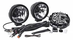 "KC HiLiTES - KC HiLiTES 6"" Pro-Sport with Gravity LED G6 Pair Pack System - Wide-40 Beam - #645 645 - Image 4"