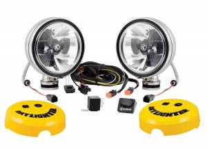 """KC HiLiTES - KC HiLiTES 6"""" Daylighter with Gravity LED G6 Spot Beam SS Pair Pack - #650 650 - Image 2"""
