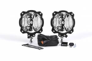 KC HiLiTES - KC HiLiTES Gravity LED Pro6 Single Driving Beam SAE/ECE Pair Pack System ?Çô #91303 91303 - Image 1