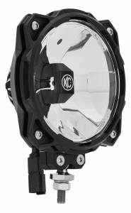 KC HiLiTES - KC HiLiTES Gravity LED Pro6 Single Pair Pack System Wide-40 Beam ?Çô #91305 91305 - Image 4