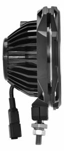 KC HiLiTES - KC HiLiTES Gravity LED Pro6 Single Pair Pack System Wide-40 Beam ?Çô #91305 91305 - Image 5