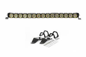"""KC HiLiTES - KC HiLiTES 30"""" KC FLEX LED Light Bar Mounting Kit for Polaris RZR - #91322 91322 - Image 2"""
