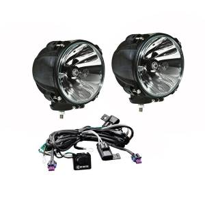 KC HiLiTES - KC HiLiTES Carbon POD  with Gravity LED G7 Pair Pack System - #9643 9643 - Image 3