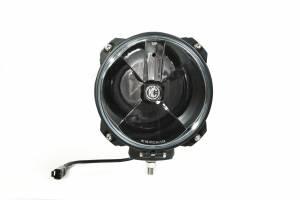 KC HiLiTES - KC HiLiTES Carbon POD  with Gravity LED G7 Spot Beam Single - #96431 96431 - Image 3
