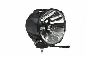 KC HiLiTES - KC HiLiTES Carbon POD  with Gravity LED G7 Spot Beam Single - #96431 96431 - Image 4
