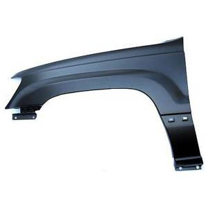 Exterior - Fenders & Accessories - Omix-Ada - Omix-Ada Front Fender, Left; 99-04 Jeep Grand Cherokee WJ 12039.03