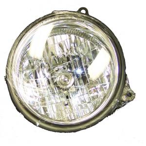 Lighting - Headlights - Omix-Ada - Omix-Ada Left Headlight; 05-07 Jeep Liberty KJ 12402.13
