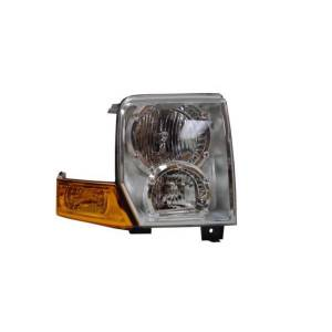 Lighting - Headlights - Omix-Ada - Omix-Ada Headlight Assembly, Right; 06-10 Jeep Commander XK 12402.28