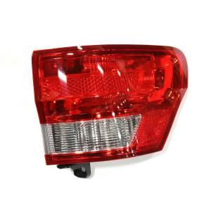 Lighting - Tail Lights - Omix-Ada - Omix-Ada Tail Light, Right; 11-13 Jeep Grand Cherokee WK 12403.45
