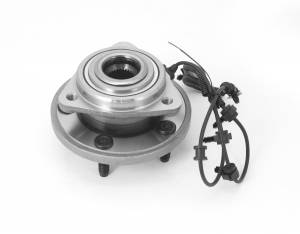 Axle Parts - Misc. Accessories - Omix-Ada - Omix-Ada Front Axle Hub Assembly; 05-10 Jeep Grand Cherokee WK 16705.16