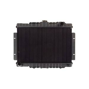Transmission - Misc. Parts - Omix-Ada - Omix-Ada Radiator, 2 Row, 6/8 Cylinder; 74-80 Jeep CJ 17101.07