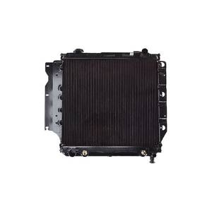 Transmission - Misc. Parts - Omix-Ada - Omix-Ada Radiator, 1 Row; 87-91 Jeep Wrangler YJ 17101.11