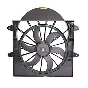 Engine Parts - Cooling - Omix-Ada - Omix-Ada Fan Assembly; 05-10 Jeep Grand Cherokee WK 17102.54