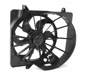 Engine Parts - Cooling - Omix-Ada - Omix-Ada Fan Assembly, 3.7L; 08-10 Jeep Liberty KK 17102.56