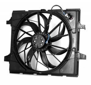 Omix-Ada - Omix-Ada Radiator Fan Assembly; 11-16 Grand Cherokee WK 17102.59