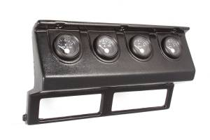 Engine Parts - Cooling - Omix-Ada - Omix-Ada Gauge Cluster Panel Assembly; 93-95 Jeep Wrangler 17206.16