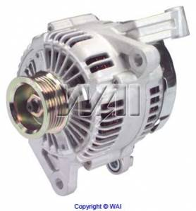Electrical - Alternator & Accessories - Omix-Ada - Omix-Ada Alternator, 136 Amp, 2.5L/4.0L; 99-00 Jeep Grand Cherokee WJ 17225.11