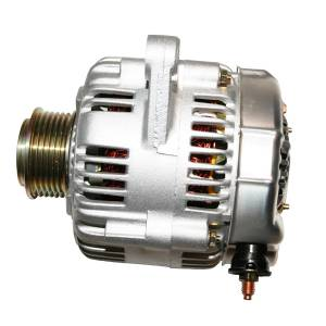Electrical - Alternator & Accessories - Omix-Ada - Omix-Ada Alternator, 136 Amp, 3.8L; 02-06 Jeep Liberty/Wrangler KJ/TJ 17225.17