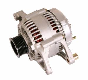 Electrical - Alternator & Accessories - Omix-Ada - Omix-Ada Alternator, 81 Amp, 2.5L/4.0L; 99-00 Jeep Cherokee/Wrangler XJ/TJ 17225.21
