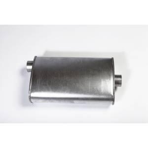 Exhaust, Mufflers & Tips - Mufflers - Omix-Ada - Omix-Ada Muffler, 2.5L; 93-95 Jeep Wrangler YJ 17609.06