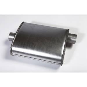 Exhaust, Mufflers & Tips - Mufflers - Omix-Ada - Omix-Ada Muffler, 4.2L; 87-90 Jeep Wrangler YJ 17609.16