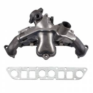 Exhaust, Mufflers & Tips - Installation & Accessory Hardware - Omix-Ada - Omix-Ada Exhaust Manifold Kit, 2.5L; 91-02 Jeep Wrangler 17622.04