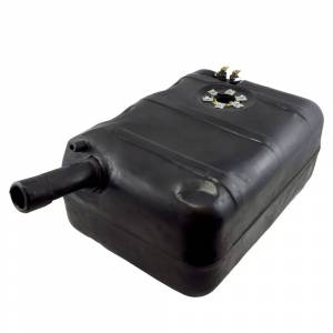 Exterior - Fuel Tanks & Accessories - Omix-Ada - Omix-Ada Gas/Fuel Tank, Poly ; 70-75 Jeep CJ Models 17722.09