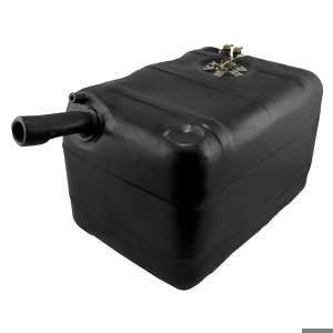 Exterior - Fuel Tanks & Accessories - Omix-Ada - Omix-Ada Gas/Fuel Tank, Poly ; 78-86 Jeep CJ Models 17722.12