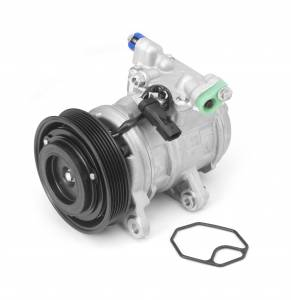 Engine Parts - Misc. Engine Parts - Omix-Ada - Omix-Ada AC Compressor, 4.0L; 99-04 Jeep Grand Cherokee WJ 17953.03