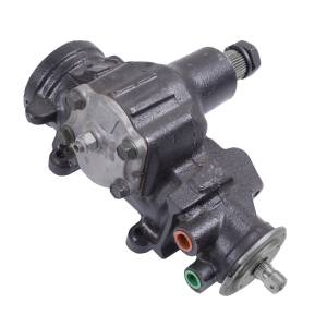 Rockers, Sliders & Skids - Skids - Omix-Ada - Omix-Ada Power Steering Gear Box Assembly; 87-95 Jeep Wrangler YJ 18004.02