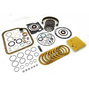 Drivetrain - Drivetrain Accessories - Omix-Ada - Omix-Ada Automatic Transmission Rebuild Kit, TF6; 87-03 Jeep 19001.04