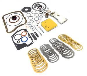 Drivetrain - Drivetrain Accessories - Omix-Ada - Omix-Ada Automatic Transmission Rebuild Kit, 45RFE; 99-07 Jeep 19001.05