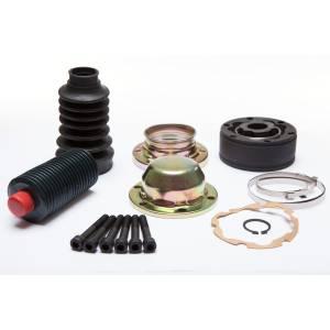Drivetrain - Driveshafts & Parts - Omix-Ada - Omix-Ada CV Driveshaft Kit, Front; 99-01 Jeep WJ/02-05 KJ 932-302