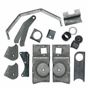 Rubicon Express - Rubicon Express Axle Bracket Kit RE9968
