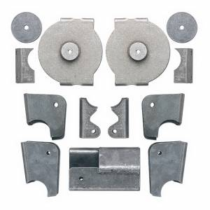 Rubicon Express - Rubicon Express Axle Bracket Kit RE9969
