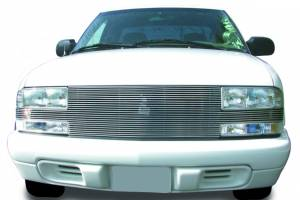 T-Rex - T-Rex 1998-2004 S10 PU, 98-2005 Blazer   BILLET ALUMINUM POLISHED FULL FACE 20277