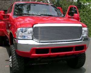 T-Rex - T-Rex 1999-2004 Super Duty  BILLET ALUMINUM POLISHED FULL FACE 20574