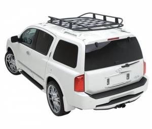 Exterior - Roof Racks - Smittybilt - Smittybilt SRC Roof Basket 17185