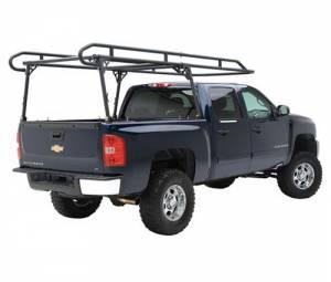 Tonneau Covers & Accessories - Truck Bed Accessories - Smittybilt - Smittybilt Contractors Rack 18604