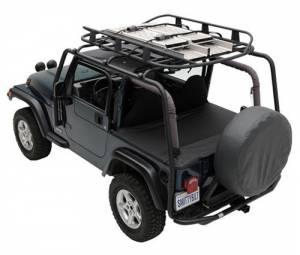 Exterior - Roof Racks - Smittybilt - Smittybilt SRC Roof Rack 76715