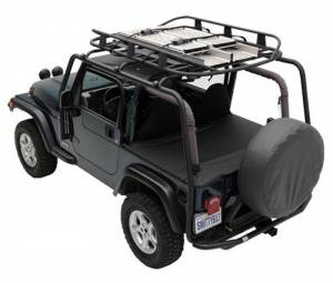 Exterior - Roof Racks - Smittybilt - Smittybilt SRC Roof Rack 76717