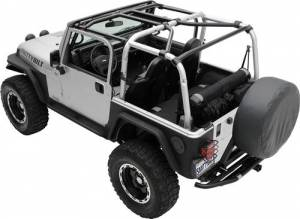 Interior - Roll Cages - Smittybilt - Smittybilt SRC Cage Kit 76900