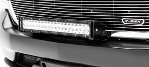 ZROADZ - ZROADZ CHEVROLET SILVERADO 2500/3500 Front Bumper LED Light Bar Kit Z321221-KIT