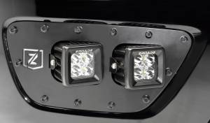 ZROADZ - ZROADZ CHEVROLET COLORADO Front Bumper LED Light Bar Kit Z322671-KIT