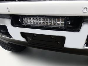 ZROADZ - ZROADZ DODGE  RAM 2500/3500 Front Bumper LED Light Bar Kit Z324521-KIT