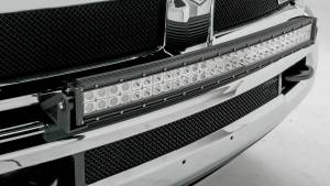 ZROADZ - ZROADZ DODGE  RAM 2500/3500 Front Bumper LED Light Bar Kit Z324522-KIT