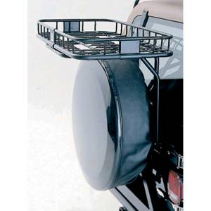 Towing Accessories - Accessories - Rugged Ridge - Rugged Ridge Trail Rack; 87-02 Jeep Wrangler YJ/TJ 11237.11