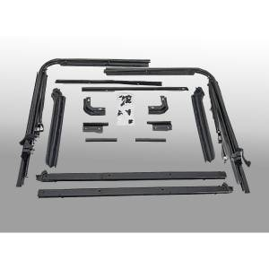 Interior - Handles - Rugged Ridge - Rugged Ridge Factory Replacement Soft Top Hardware; 87-95 Jeep Wrangler YJ 13510.01