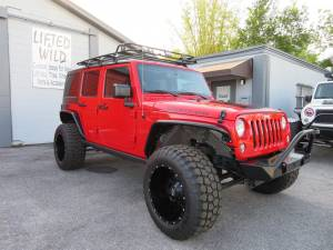2016 Jeep Wrangler Unlimited Rubicon - Image 1